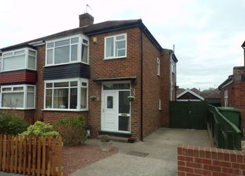 Thumbnail 3 bed semi-detached house for sale in Bromley Road, Hartburn, Stockton-On-Tees