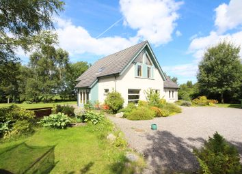 Thumbnail 5 bedroom detached house for sale in Loch Flemington, Inverness