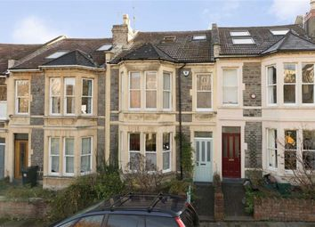 Thumbnail 5 bed terraced house for sale in Fairlawn Road, Montpelier, Bristol