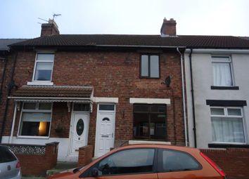Thumbnail 2 bed terraced house for sale in Lambton Street, Shildon