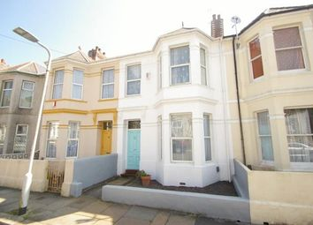 Thumbnail 4 bedroom terraced house for sale in St. Judes, Plymouth