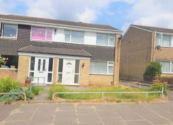 Thumbnail 3 bed semi-detached house to rent in Longlands Close, Birmingham