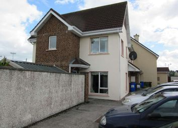 Thumbnail 3 bed end terrace house for sale in 19 Cluain Ailinn, The Burgery, Dungarvan, Waterford