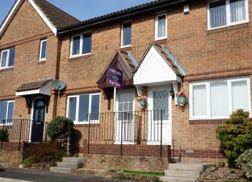 Thumbnail 2 bed terraced house for sale in Elder Close, Plymouth