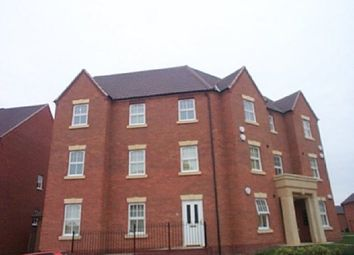 Thumbnail 2 bedroom flat to rent in Spencer Road, Wellingborough