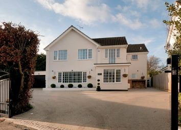 5 bed detached house for sale in Old School Lane, Ryarsh, West Malling ME19