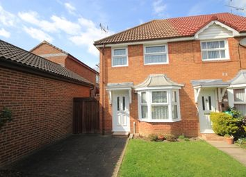 Thumbnail 2 bed terraced house for sale in Ivory Close, Faversham
