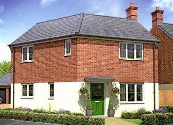 Thumbnail 3 bed detached house for sale in Main Road, Barleythorpe, Oakham