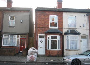 Thumbnail 3 bedroom terraced house to rent in James Turner Street, Birmingham
