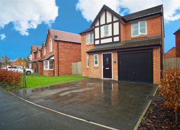 4 bed detached house for sale in Fallow Avenue, Cottam, Preston PR4