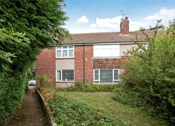 Thumbnail 2 bed maisonette for sale in Darley Close, Addlestone, Surrey