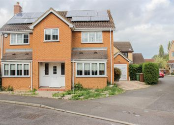 Thumbnail 4 bed property for sale in Glemsford Rise, Botolph Green, Peterborough