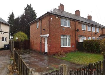 Thumbnail 3 bed terraced house to rent in Folliott Road, Kitts Green, Birmingham