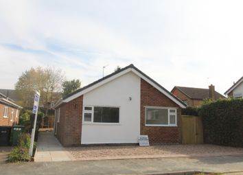 Thumbnail 3 bed detached bungalow for sale in Chestnut Avenue, Lutterworth