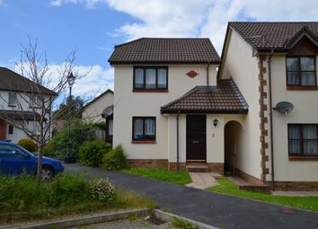 Thumbnail 2 bed link-detached house to rent in Parkers Hollow, Barnstaple