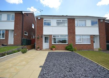 Thumbnail 3 bed semi-detached house for sale in William Bristow Road, Cheylesmore, Coventry