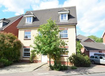 Thumbnail 6 bed detached house for sale in Nock Gardens, Kesgrave, Ipswich
