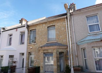 Thumbnail 4 bed terraced house for sale in Ocean Street, Keyham, Plymouth