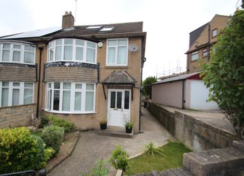 Thumbnail 4 bedroom semi-detached house for sale in Carr Manor Place, Chapel Allerton, Leeds
