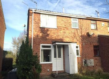 Thumbnail 1 bed property to rent in Alder Close, Oakwood, Derby