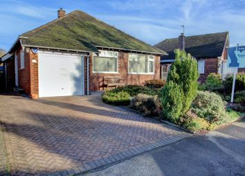 Thumbnail 2 bed bungalow for sale in Capesthorne Road, High Lane, Stockport