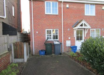 Thumbnail 2 bed town house to rent in Carlyle Villas, Carlyle Road, Maltby