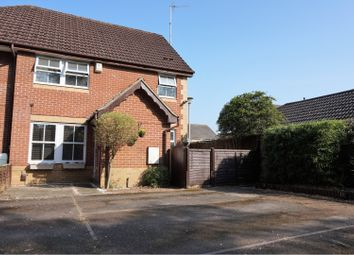 Thumbnail 1 bed end terrace house for sale in Hitherhooks Hill, Bracknell