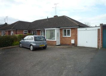 Thumbnail 2 bed semi-detached bungalow for sale in Meadow Road, Henley In Arden