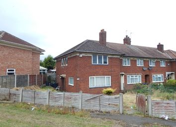 Thumbnail 3 bed semi-detached house for sale in Alwold Road, Weoley Castle, Birmingham