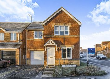 Thumbnail 3 bed detached house for sale in Dickens Way, Crook