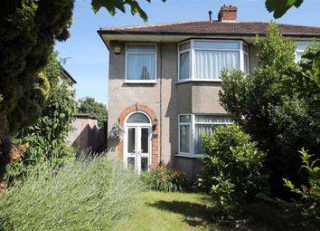 Thumbnail 3 bed semi-detached house for sale in Kings Weston Avenue, Shirehampton, Bristol
