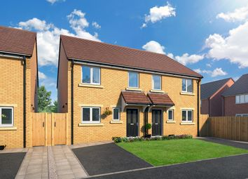 Thumbnail 3 bedroom semi-detached house for sale in Orion, Off Etal Lane, Newcastle Upon Tyne & Wear