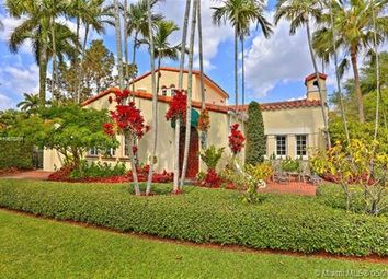 Thumbnail Property for sale in 1203 N Greenway Dr, Coral Gables, Florida, United States Of America