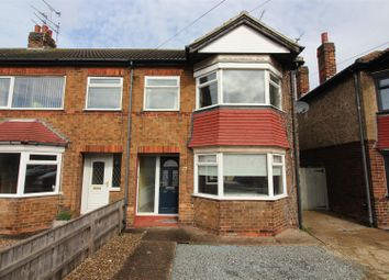 Thumbnail 3 bed end terrace house for sale in St. Marys Avenue, Hull
