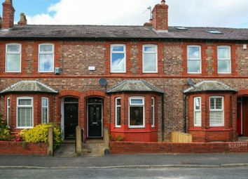 Thumbnail 3 bed terraced house to rent in Hermitage Road, Hale, Altrincham