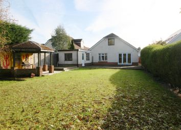 Thumbnail 5 bed detached bungalow to rent in Brook Lane, Sarisbury Green, Southampton