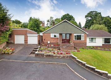 Thumbnail 3 bed semi-detached bungalow for sale in Smallacombe Road, Tiverton
