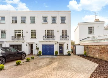 4 bed end terrace house for sale in Skillicorne Mews, Queens Road, Cheltenham, Gloucestershire GL50