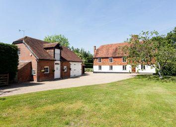 Thumbnail 5 bed detached house for sale in Sheephurst Lane, Marden, Kent