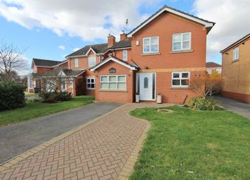 Thumbnail 4 bedroom detached house for sale in Newall Drive, Chilwell, Nottingham
