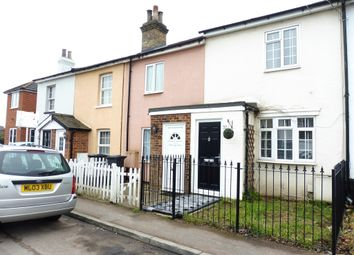 Thumbnail 2 bed terraced house for sale in Wharf Road, Broxbourne