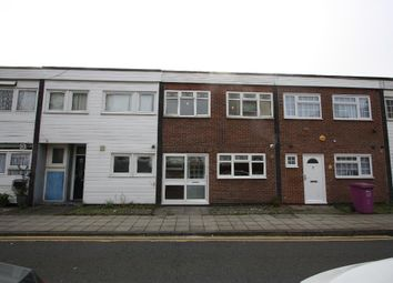 Thumbnail 4 bed terraced house to rent in Swedenborg Gardens, Shadwell, London
