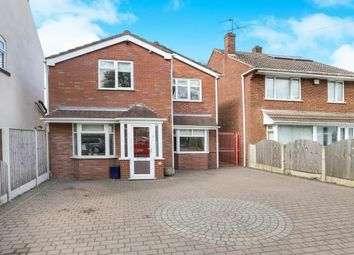 Thumbnail 3 bed detached house for sale in Prestwood Road West, Wednesfield, Wolverhampton, West Midlands