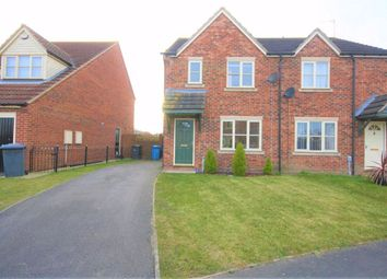 Thumbnail 3 bed semi-detached house to rent in Ferry Meadows Park, Kingswood