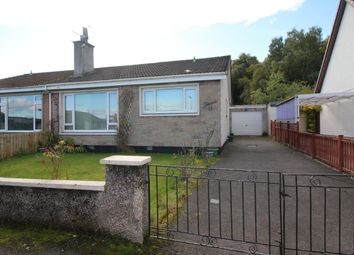 Thumbnail 3 bed semi-detached bungalow for sale in Rosshill Drive, Maryburgh