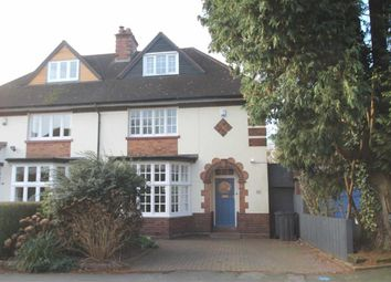 Thumbnail 4 bed property for sale in Wentworth Road, Harborne, Birmingham