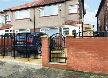 Thumbnail 3 bed semi-detached house for sale in Baldwin Avenue, Newcastle Upon Tyne, Tyne And Wear