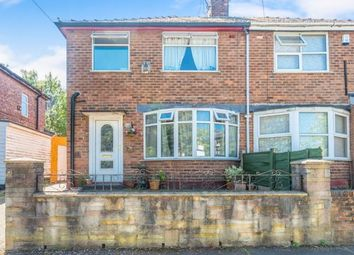 Thumbnail 5 bed semi-detached house for sale in Crescent Range, Manchester, Greater Manchester, Uk