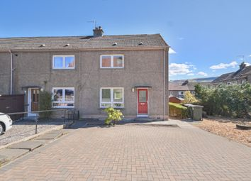 Thumbnail 2 bed semi-detached house for sale in Glenburn Road, Auchterarder