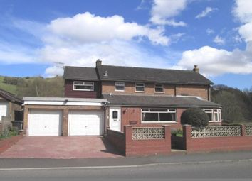 Thumbnail 4 bed detached house for sale in Rochdale Road, Walsden, Todmorden